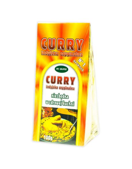 CURRY 100G KALDYSZ