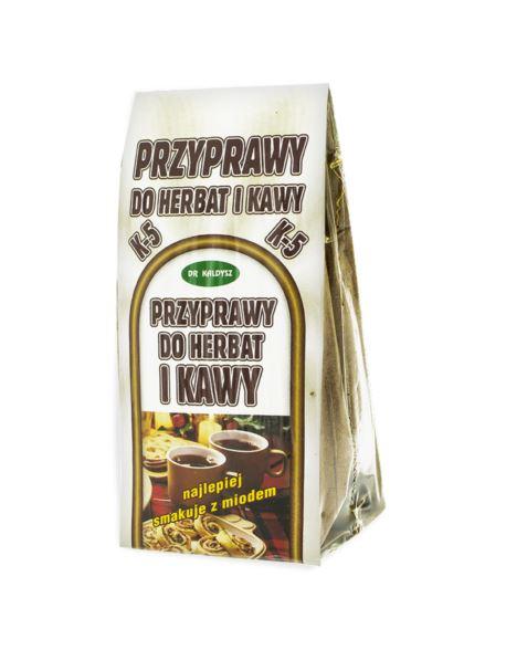 PRZYPRAWA DO KAWY K-5 75G KALDYSZ