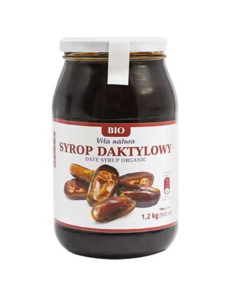 SYROP DAKTYLOWY BIO 1,2 KG VITA NATURA
