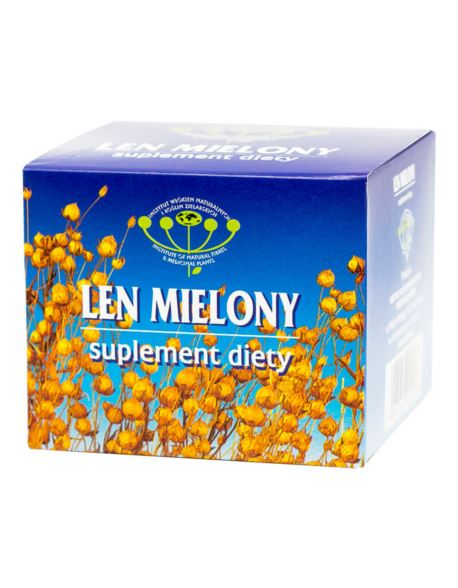 LEN MIELONY 100G INSTYTUT