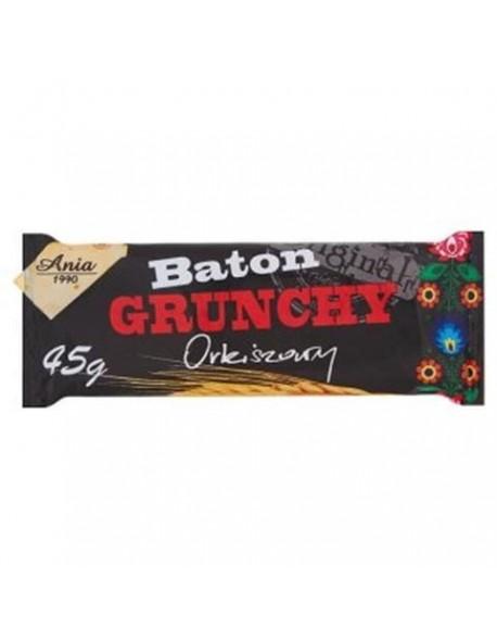 BATON CRUNCHY ORKISZOWY 65 G ANIA